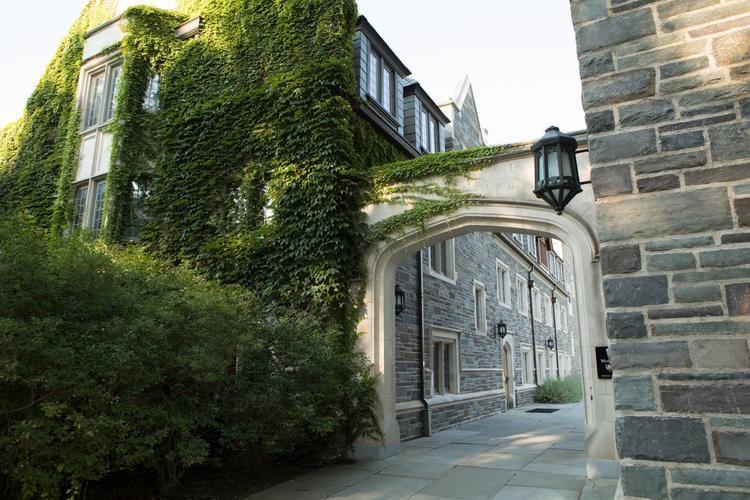Image of Princeton University building
