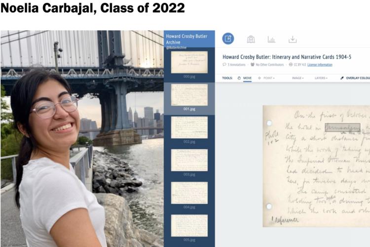 Noella Carabajal Class of 2022