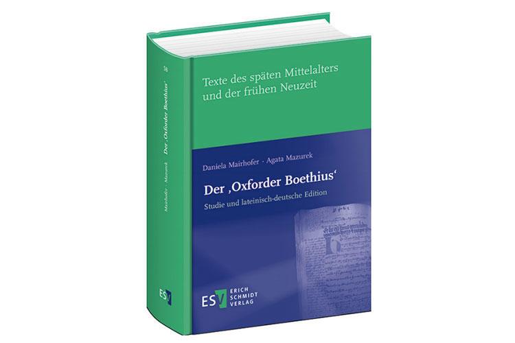 Der 'Oxforder Boethius